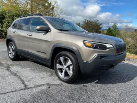 2020 JEEP Cherokee North