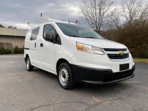 2015 Chevrolet City Express LS