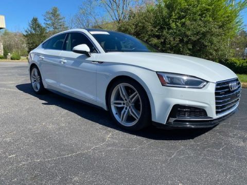 Pre-Owned 2018 Audi A5 Premium Plus
